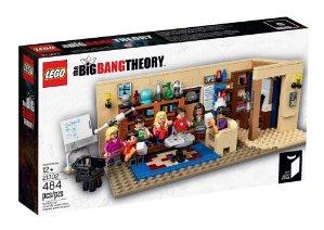 即将绝版!$47.99 (原价$59.99)LEGO Ideas The Big Bang Theory 生活大爆炸 21302