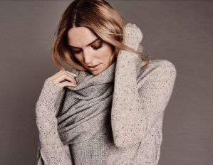 Up to 60% Off White + Warren Women's Cashmere Sweater @ Gilt