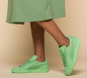 PUMA Suede Classic - Solange Collection