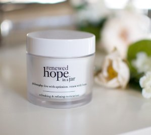 From $11.20 + GWP philosophy renewed hope in a jar refreshing & refining moisturizer