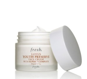 $45 Fresh Lotus Youth Preserve Face Cream, 1.7 oz.