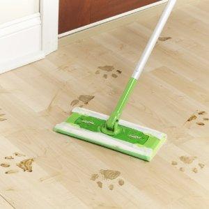 Swiffer Sweeper Dry & Wet Floor Mop Starter Kit | Jet.com