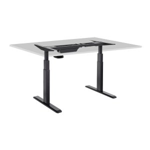 Sit-Stand Dual-Motor Height Adjustable Desk Frame, Electric - Monoprice.com