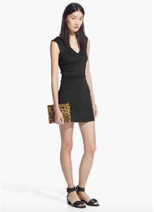$7.99 (reg.$59.99) Cut-out neoprene-effect dress