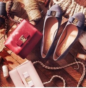 10% off + Free Shipping Salvatore Ferragamo Shoes & Handbags @ Farfetch