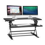 Halter ED-600 Preassembled Height Adjustable Desk Sit / Stand Elevating Desktop