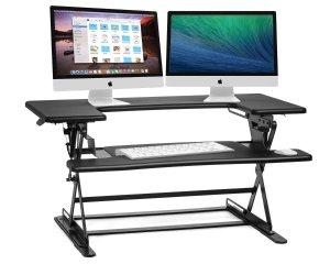 Halter ED-600 Preassembled Height Adjustable Desk Sit / Stand Elevating Desktop