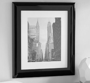 $18.99BLACK LACQUER GALLERY FRAME