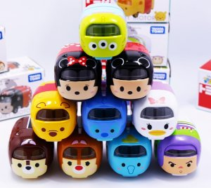 From $3.84 Disney Tsum Tsum Toy Car @Amazon Japan