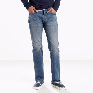 505™ Regular Fit Stretch Jeans | Double Shot |Levi's® United States (US)