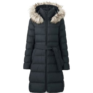WOMEN LIGHTWEIGHT DOWN HOODED COAT | UNIQLO US