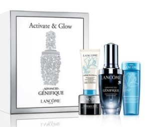 $82 ADVANCED GÉNIFIQUE SPRING TREATMENT SET @ Lancome