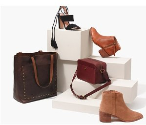 Up to 50% OffSelect Shoes and Bags @ Madewell