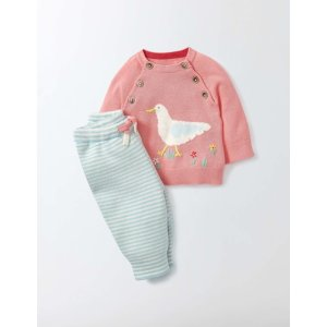 Sandpiper Knitted Play Set 76091 Knitwear at Boden