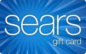 $88 $100 Sears Gift