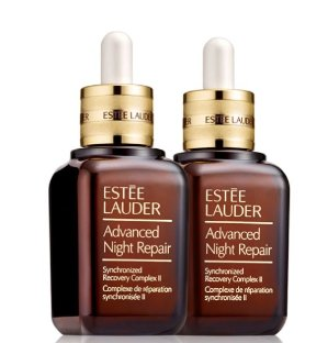 $155 Estee Lauder Limited Edition Advanced Night Repair Synchronized Recovery Complex II Duo, 2 x 1.7 oz. ($184 Value)