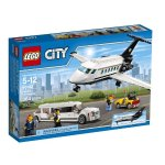 LEGO City Airport 60102 Airport VIP Service Building Kit (364 Piece)