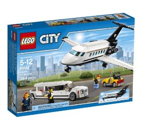 $29.99LEGO City Airport 60102 Airport VIP Service Building Kit (364 Piece)