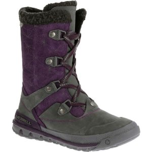 Women - Silversun Lace Waterproof - Wild Plum | Merrell