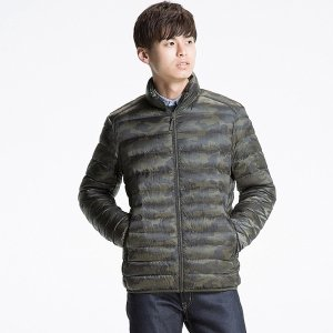 MEN ULTRA LIGHT DOWN JACKET |US