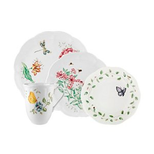 Lenox® Butterfly Meadow Dinnerware Collection | Bon-Ton