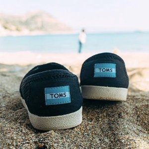 Up to 50% Off Select Sale Items @ TOMS