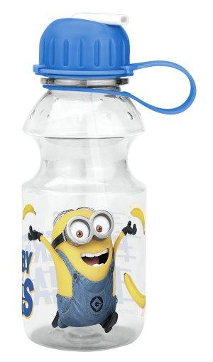 $5.99 Zak! Designs Tritan Water Bottle with Flip-up Spout 14 oz @ Amazon.com