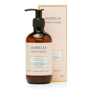 Aurelia Probiotic Skincare Miracle Cleanser Supersize 240ml (Worth £76) - FREE Delivery