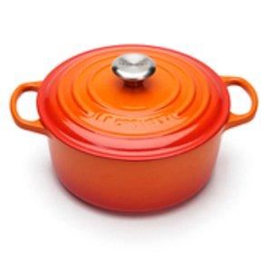 Le Creuset Oval Gratin Dish - 28cm - Cerise Homeware   TheHut.com