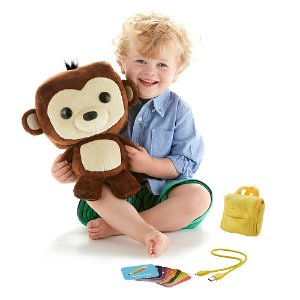 start! 2016 Black Friday! $29.99 Fisher-Price Smart Toy Monkey or Bear
