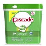 Cascade ActionPacs Dishwasher Detergent, Fresh Scent, 105 count