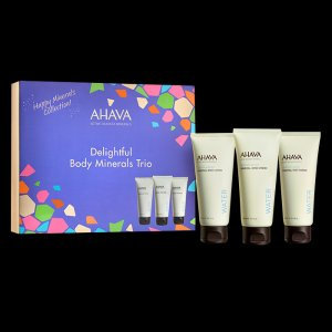 AHAVA® - Holiday Minerals Body Trio