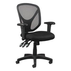 $67.49(原价$169.99)Realspace MFTC 200 人体工程学办公椅