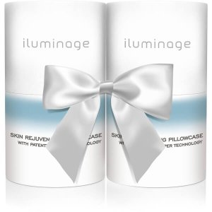 Iluminage Pillowcase Duo Pack (Worth £100) - FREE Delivery