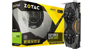Zotac Nvidia Geforce GTX 1080 Graphic Cards AMP Edition