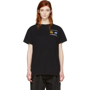 Off-White Black Work T-Shirt