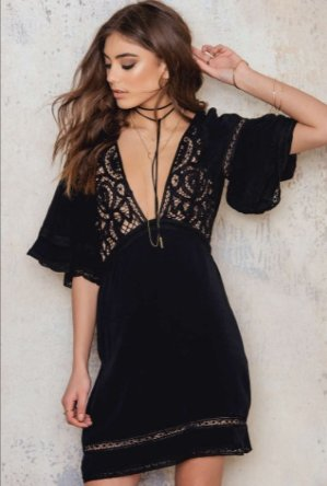Up to 50% Off+Extra 10% Off For Love And Lemons on sale @ 6PM