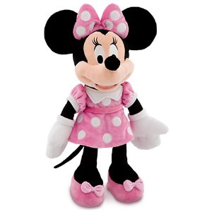 Minnie Mouse Plush - Pink - Medium - 19'' | Disney Store