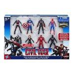 Captain America Civil War 2.5