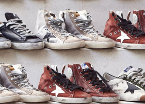 Up to 70% Off Golden Goose for Women Sale @SSENSE