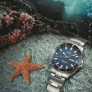 $538MIDO Ocean Star Captian Automatic Men's Watch