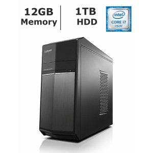 Lenovo 710 IdeaCentre Desktop( i7-6700, 12GB, 1TB, GT730)