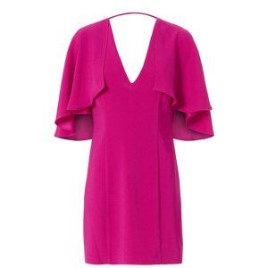 Muller Cape Dress