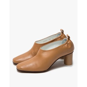 Gray Matters Micol Pump in Camel