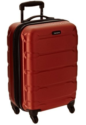 $86.99 Samsonite Omni PC Hardside Spinner 20