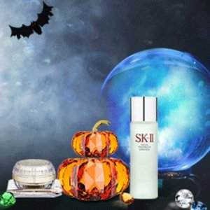 Up to $70 Off Trick or Treat Event @ COSME-DE.COM