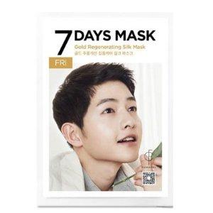 Forencos Song Joong Ki Seven Days Mask Pack - Friday