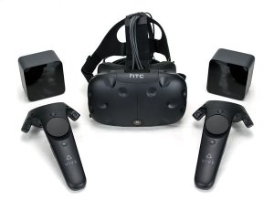 $699 HTC VIVE Virtual Reality System + $100 Gift Code