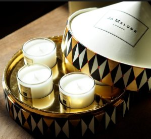 $110 Jo Malone London Christmas Miniatures Candle Collection @ Bergdorf Goodman