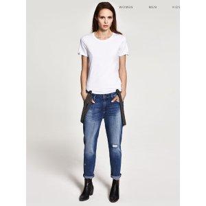 No. 6 Jean - Scratched | DL1961 Premium Denim|DL1961 Premium Denim | 4 Way Stretch | Xfit Jeans | Shop Womens & Mens Jeans, Perfect Fitting Jeans